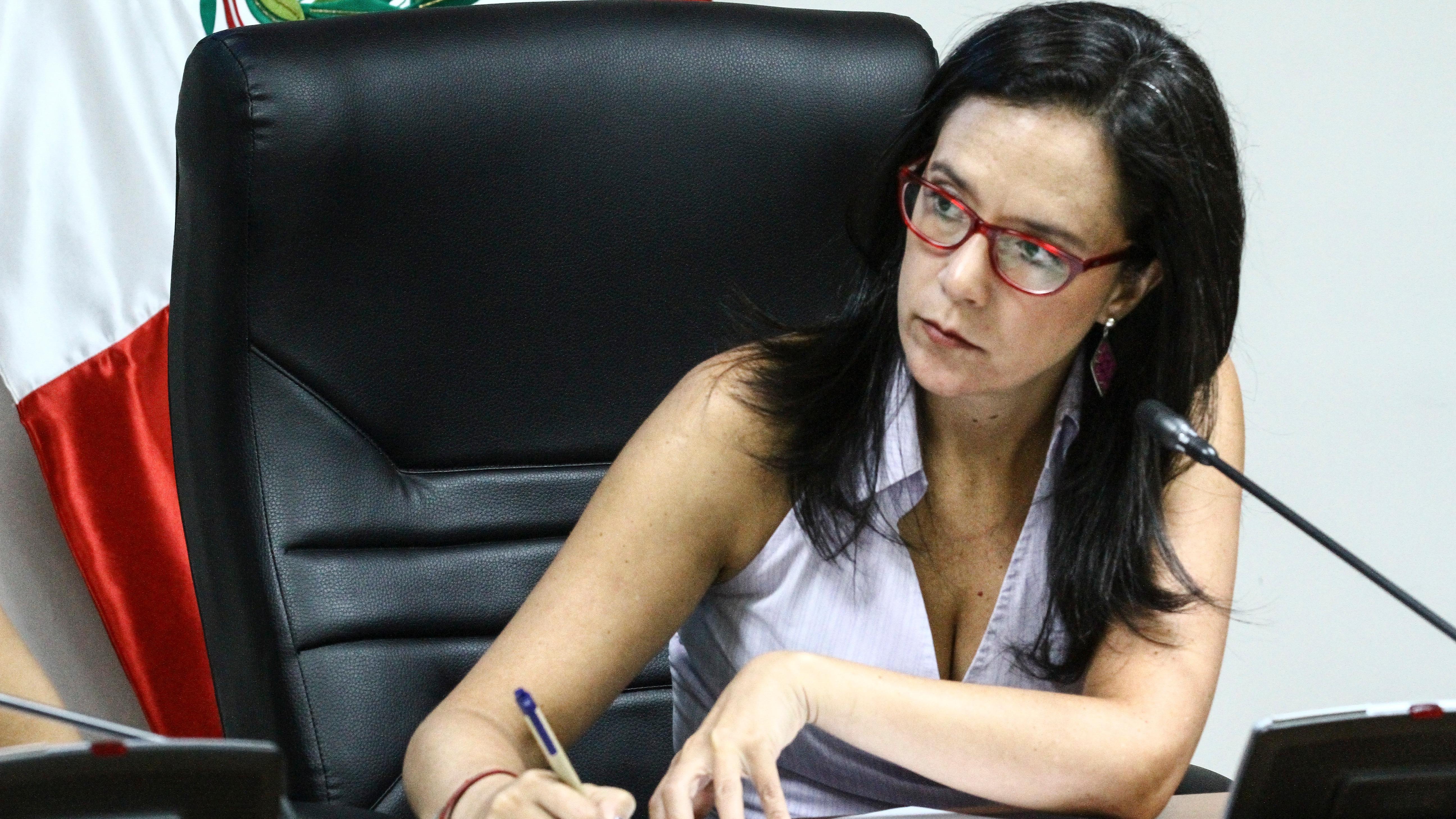 Marisa Glave se pronunció este miércoles sobre la moción de vacancia contra PPK.