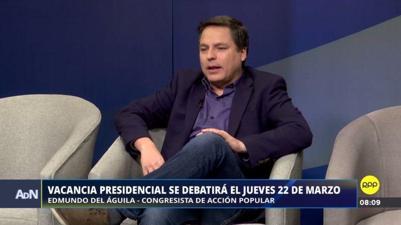 Edmundo del Águila estuvo esta mañana en Ampliación de Noticias.