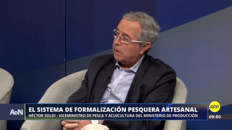Héctor Soldi estuvo esta mañana en Ampliación de Noticias.