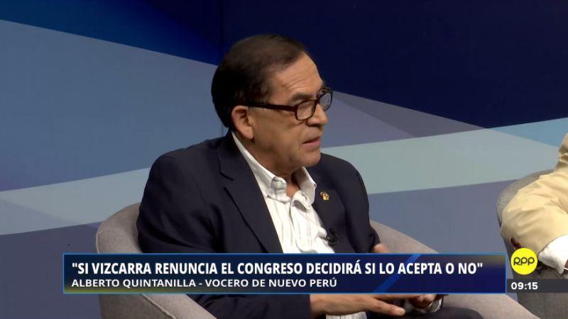 Alberto Quintanilla estuvo esta mañana en Enfoque de los Sábados.