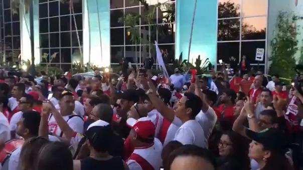 La Selección Peruana enfrentará a Croacia en el Hard Rock Stadium de Miami.