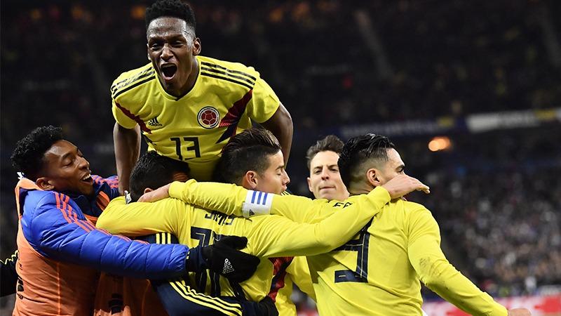 La Selección de Colombia se enfrentó 3 veces a la Selección de Francia y nunca había ganado un partido.