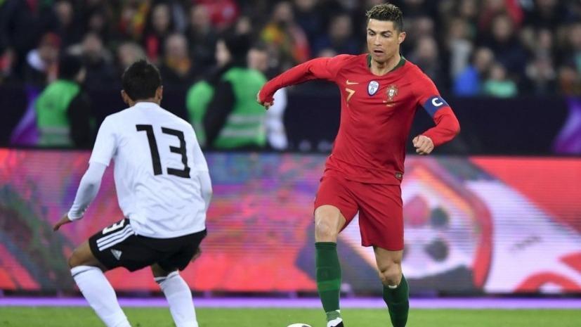 Cristiano Ronaldo tiene 81 goles con Portugal y es el máximo anotador en actividad a nivel de selecciones.