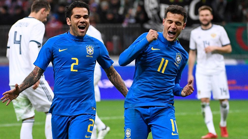 La Selección de Brasil está en el segundo puesto del ránking FIFA.