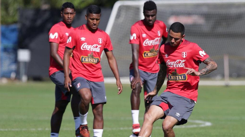 La Selección Peruana seguirá entrenando en Miami para el duelo ante Islandia en New Jersey.