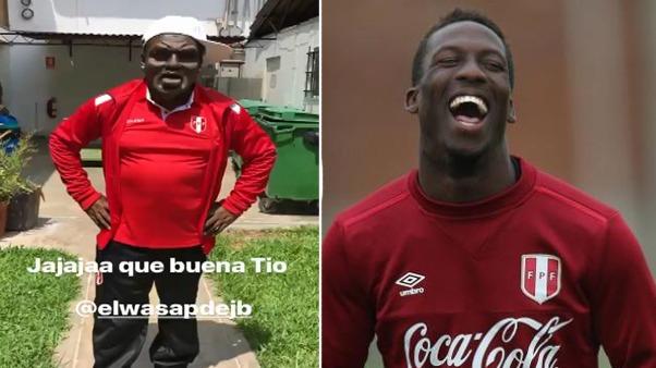 Luis Advíncula juega en Lobos BUAP pero tiene contrato con Tigres.