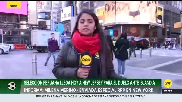 La Selección Peruana sufrirá con el radical cambio de temperatura.