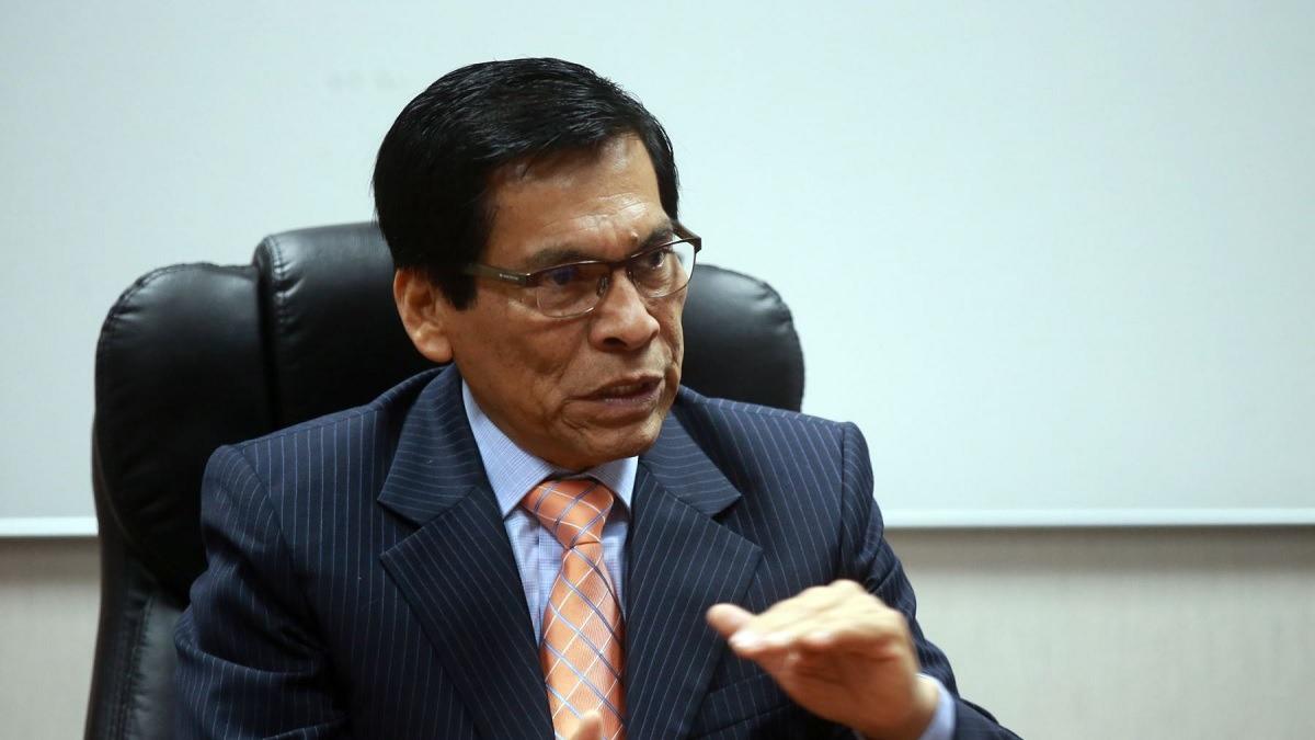 Hernández evitó confirmar si el presidente Vizcarra le ofreció algún ministerio.