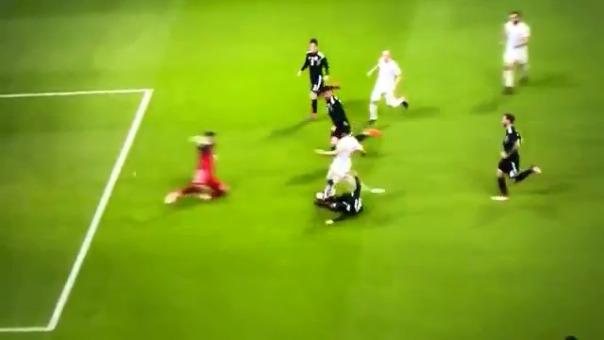 Diego Costa usa la dorsal '19' en la Selección de España.