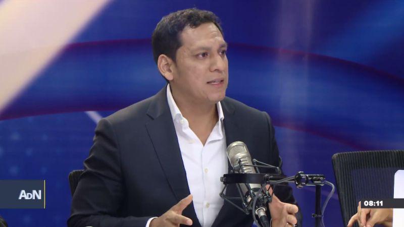 Luis Valdez estuvo esta mañana en Ampliación de Noticias.
