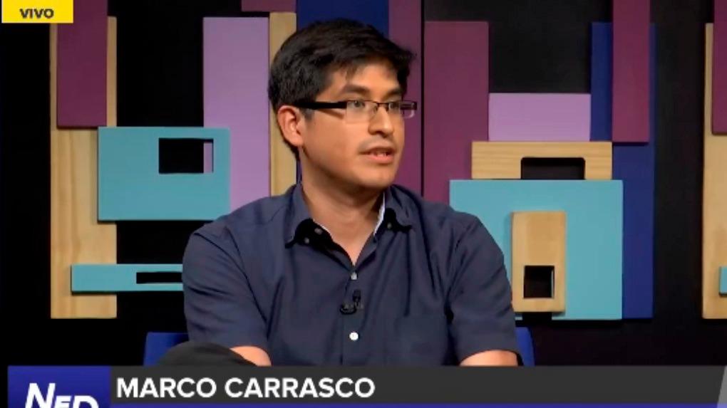 Marco Carrasco dialogó con RPP Noticias sobre su admisión en la Universidad de Harvard.