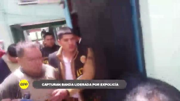 No se descarta que los integrantes de la organización criminal estén involucrados en múltiples asaltos en la vía Paucartambo