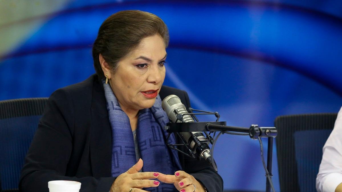 Luz Salgado señaló que Fuerza Popular seguirá con su rol fiscalizador.