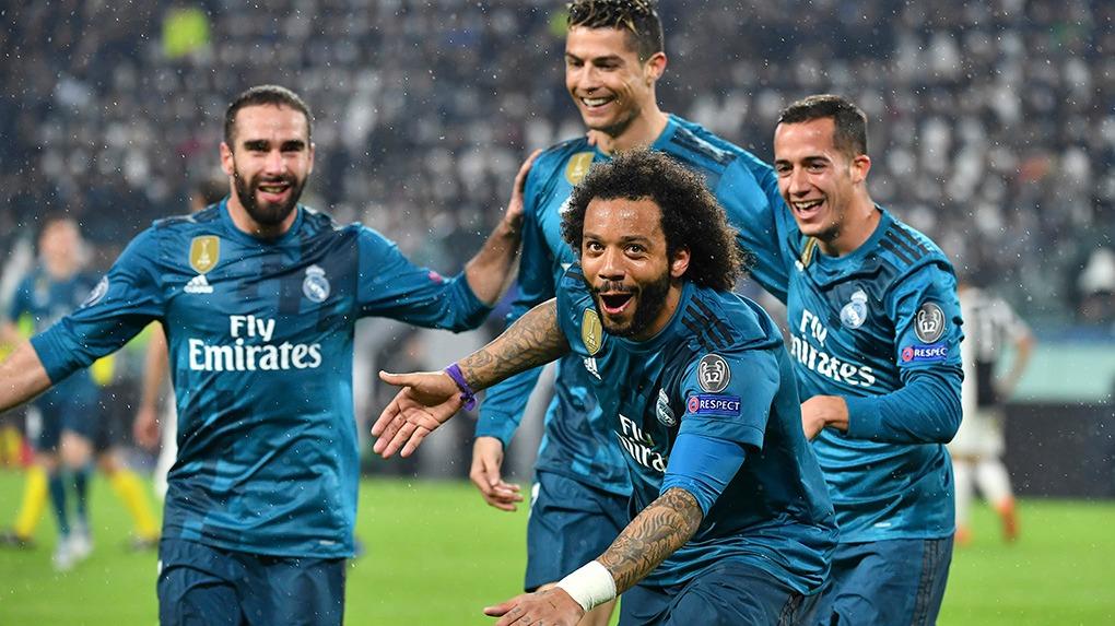 Madrid goleó a Juventus y ganó medio boleto a las semifinales de ... ea7e698a61a1a