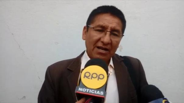 Suter Cusco rechazó designación de Daniel Alfaro como ministro de Educación