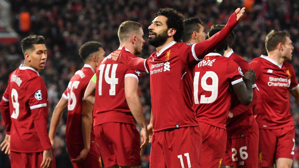 Liverpool aprovechó su localía y venció 3-0 Al Manchester City.