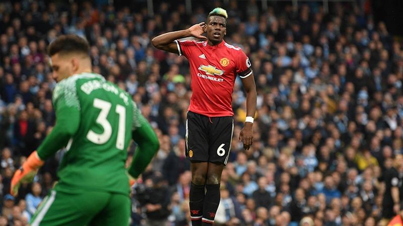 Paul Pogba fue clave en la remontada del marcador tras convertir dos goles.
