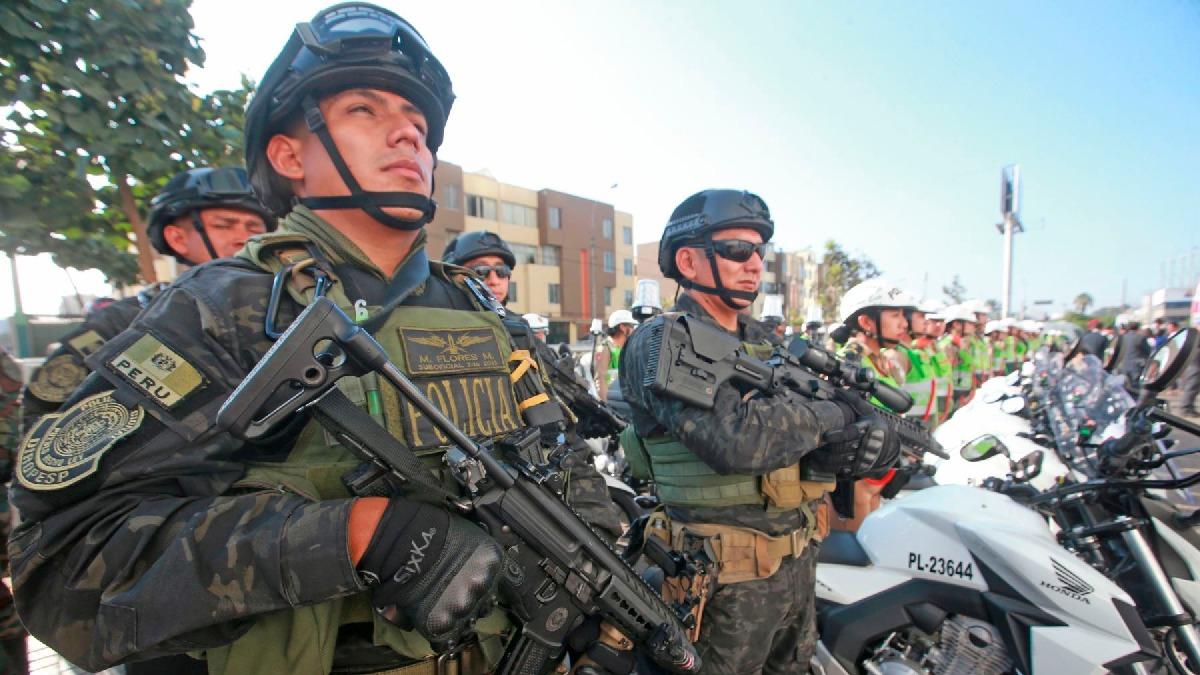 La Policía informó sobre el plan de seguridad para la Cumbre de las Américas.