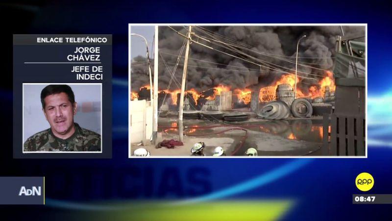 Jorge Chávez Cresta estuvo esta mañana en Ampliación de Noticias.