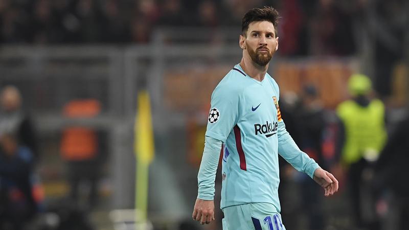 Lionel Messi se formó en las divisiones menores del Barcelona.