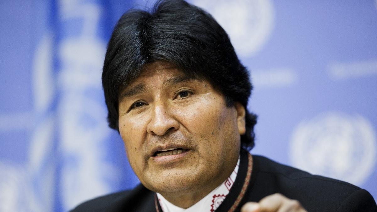 Evo Morales ofreció un discurso en la Cumbre de las Américas que se desarrolla en Lima.