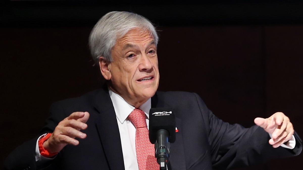 Sebastián Piñera participó en la Cumbre de las Américas que se realiza en Lima.