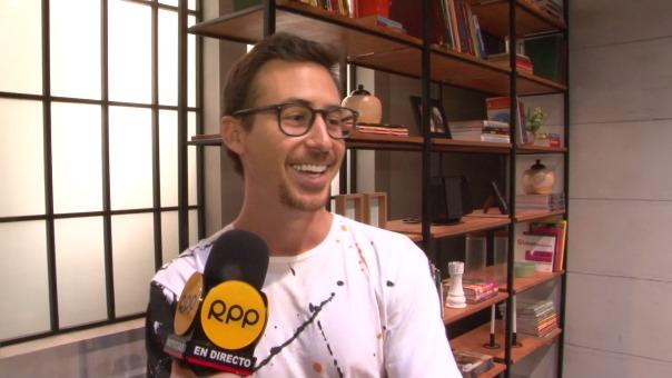 Bruno Ascenzo presenta la comedia