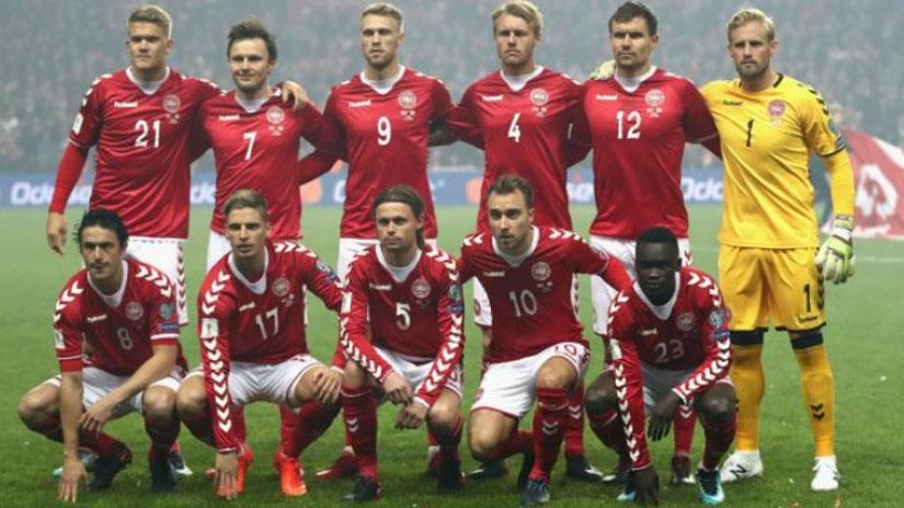 La Selección de Dinamarca es uno de los rivales de Perú en el Mundial.