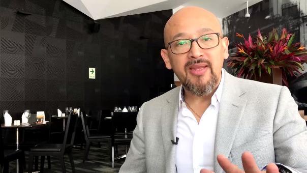 Luis Gerardo García, director de Ventas de Consumo de AMD México y Latinoamérica.