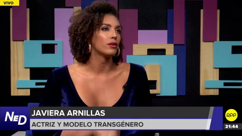 Javiera Arnillas conversó con Renato Cisneros en el programa Nada Está Dicho.