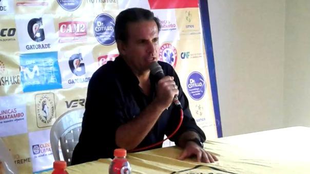 Carlos Silvestri hizo competir a Cantolao en el Torneo de Verano.