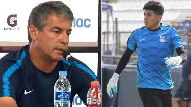 Pablo Bengoechea vive su primera experiencia en la Copa Libertadores como entrenador.