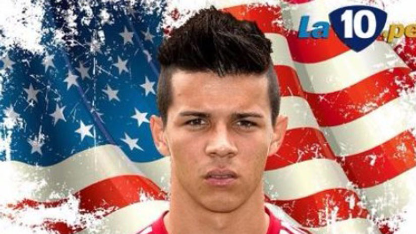1. Alfredo Morales: nació en Berlín y ostenta nacionalidad estadounidense, alemana y peruana.