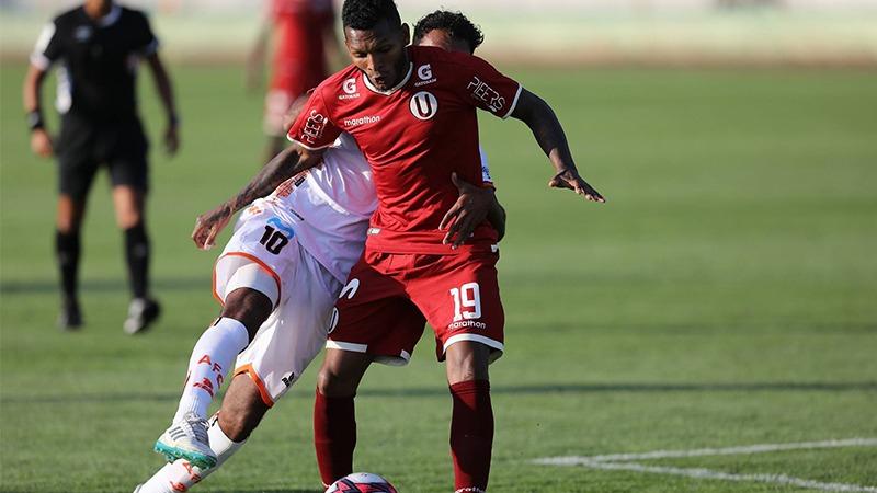 El partido entre Ayacucho FC y Universitario de Deportes fue relatado por RPP.