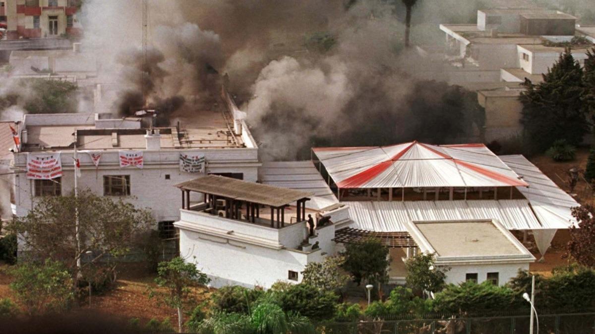 Exitosa operación permitió la liberación de 72 rehenes.
