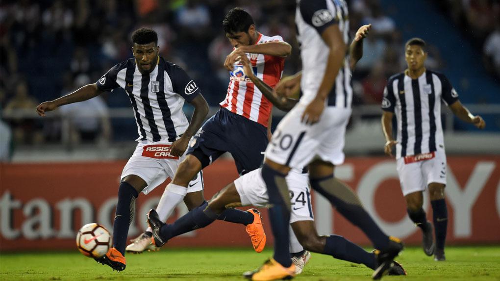 Alianza Lima solo tiene un punto en el Grupo H de la Copa Libertadores.
