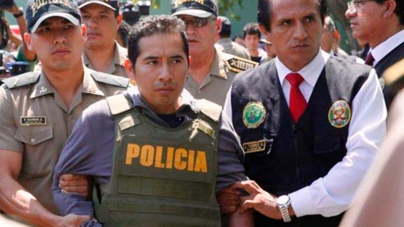 Carlos Hualpa fue capturado por la Policía Nacional este miércoles en el distrito de Carabayllo.