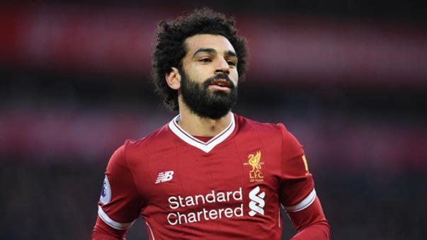 Mohamed Salah lleva 31 goles con Liverpool en la Premier League.