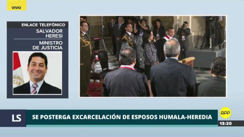 Salvador Heresi estuvo este sábado en 'La Semana'.