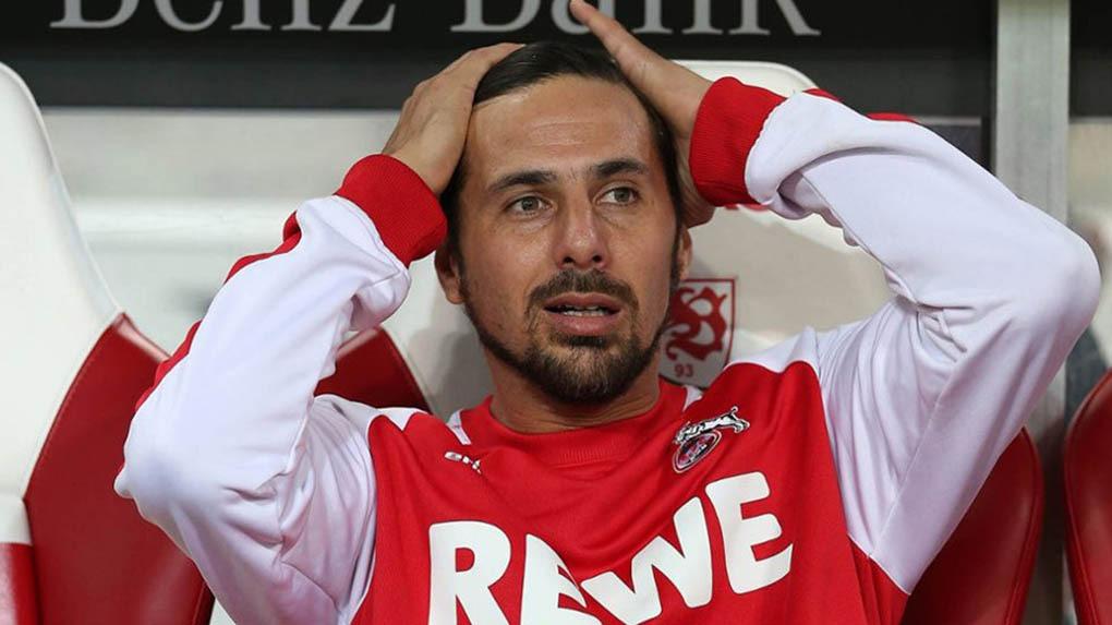 Claudio Pizarro ha jugado 14 partidos en la Bundesliga y 4 como titular.