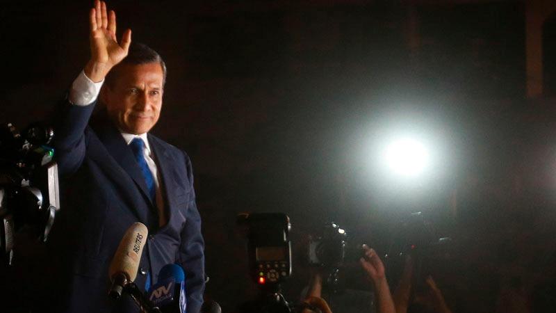 El expresidente agradeció a sus abogados y a la militancia de su partido por el apoyo.