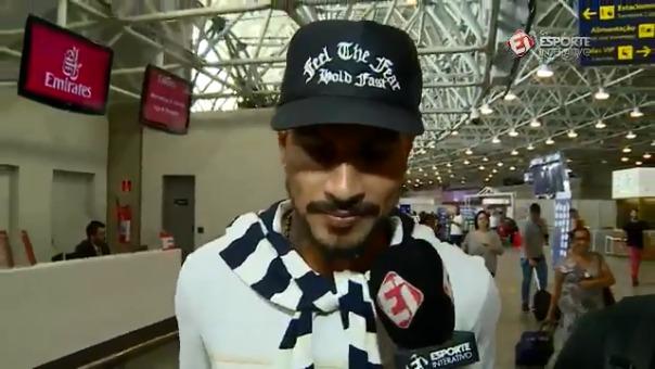 Paolo Guerrero viajó a Suiza para la audiencia en el TAS.