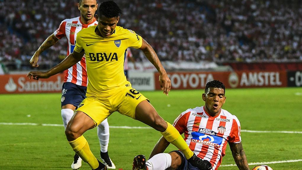 Ninguno de los dos equipos pudieron sacar ventaja en Barranquilla.