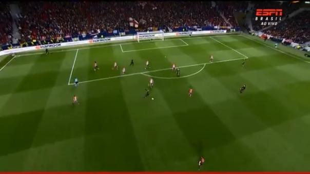 Atlético de Madrid disputará la final de Europa League ante el Olympique de Marsella.