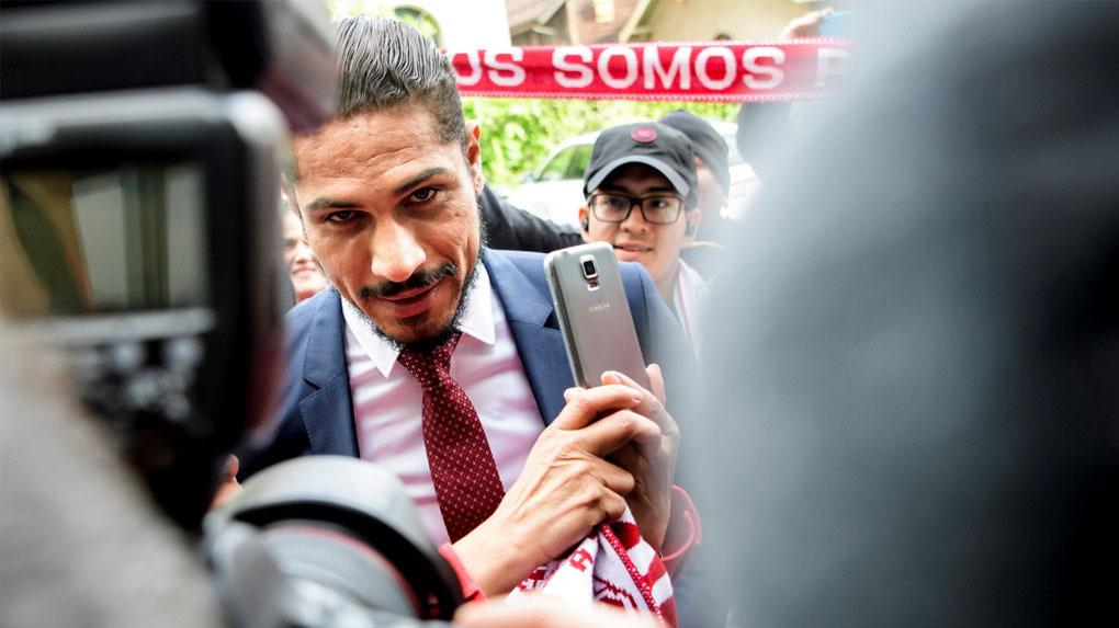 Paolo Guerrero busca probar su inocencia en el TAS y quedar apto para jugar el Mundial Rusia 2018.