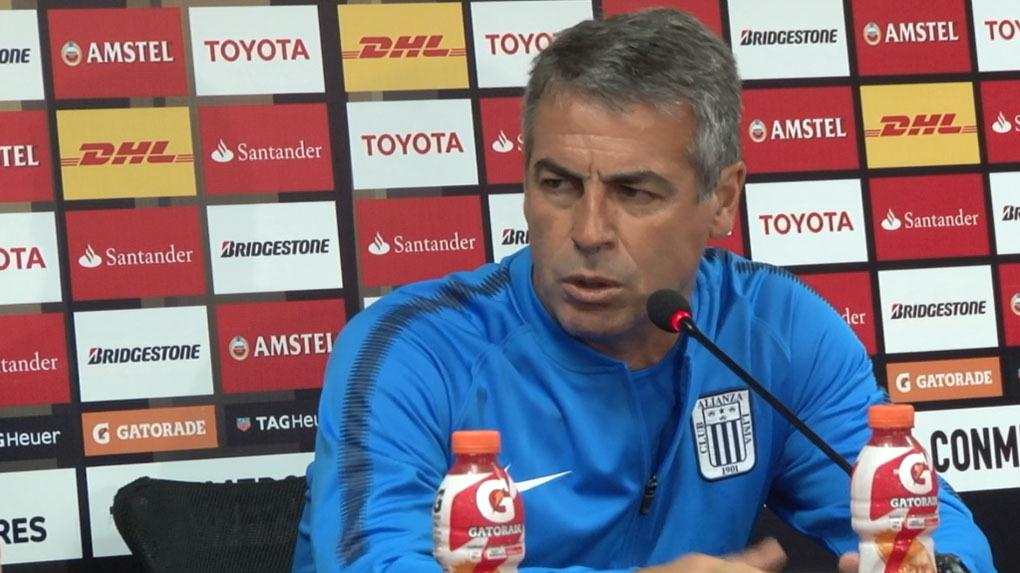 Alianza Lima quedó con un punto y un gol a favor, números pobres para el campeón peruano.
