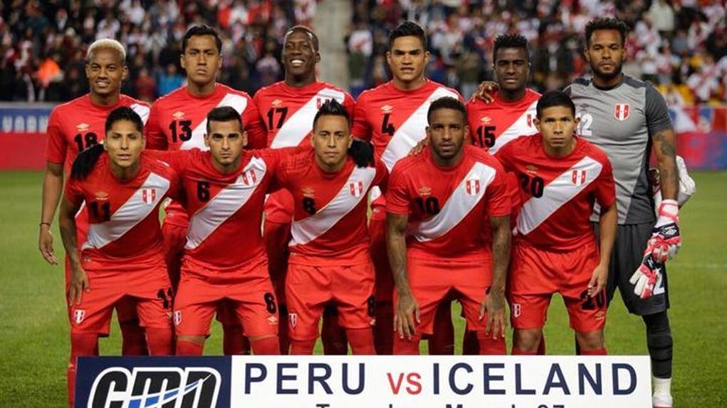 Selección Peruana disputará 3 amistosos antes de debutar en Rusia 2018.