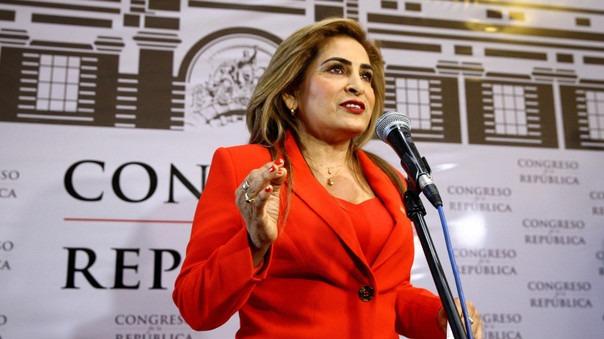 Maritza García se pronunció sobre nuevo audio de Moisés Mamani en RPP Noticias.
