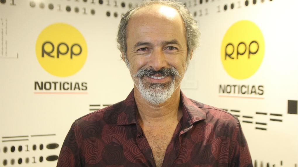 Carlos Alcántara da detalles de su personaje en