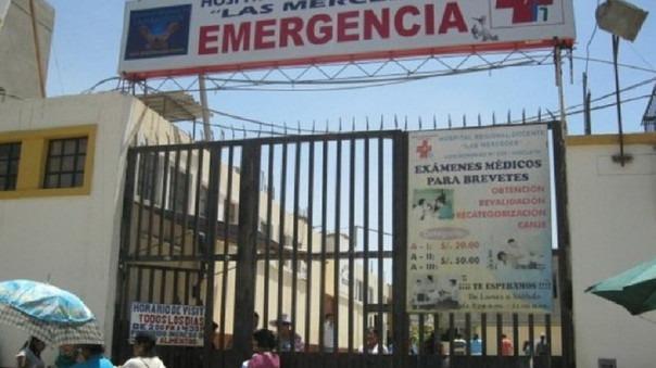 El último domingo, la menor fue retornada al hospital tras una fuerte infección
